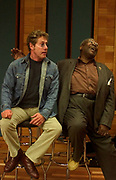 BB King at Olympic Studios London -  with Roger Daltrey 2005