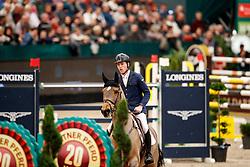 Brash, Scott (GBR) Ursula XII<br /> Leipzig - Partner Pferd 2017<br /> © Stefan Lafrentz