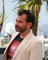 Pablo Trapero, President of the Un Certain Regard Jury at the photo call for the Jury Un Certain Regard at the 67th Cannes Film Festival, Saturday 17th May 2014, Cannes, France.