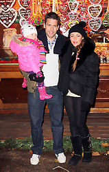© Licensed to London News Pictures. 21/11/2013, UK.  Michelle Heaton. Hyde Park Winter Wonderland VIP Opening, Hyde Park, London UK, 21 November 2013. Photo credit : Richard Goldschmidt/Piqtured/LNP