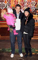 © Licensed to London News Pictures. 21/11/2013, UK.  Michelle Heaton. Hyde Park Winter Wonderland VIP Opening, Hyde Park, London UK, 21 November 2013. Photo credit : Richard Goldschmidt/Piqtured/LNP