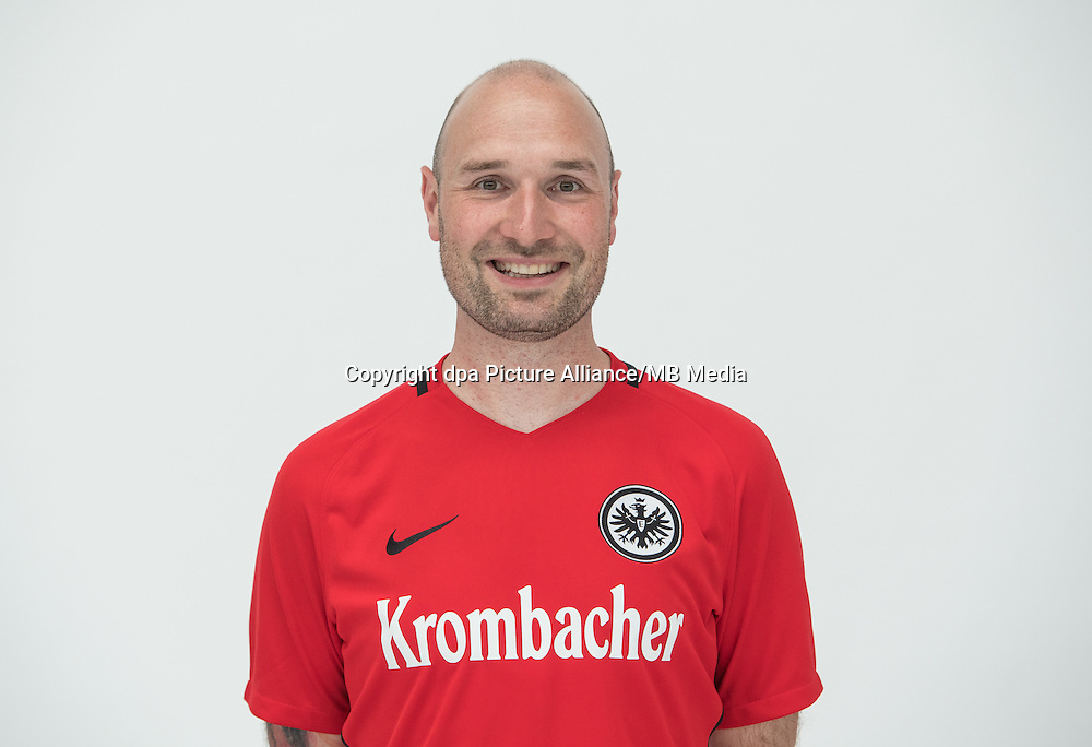 German Bundesliga - Season 2016/17 - Photocall Eintracht Frankfurt on 21 June 2016 in Frankfurt, Germany: Physiotherapist Maik Liesbrock. Photo: Handout/Eintracht Frankfurt/Hübner/dpa | usage worldwide