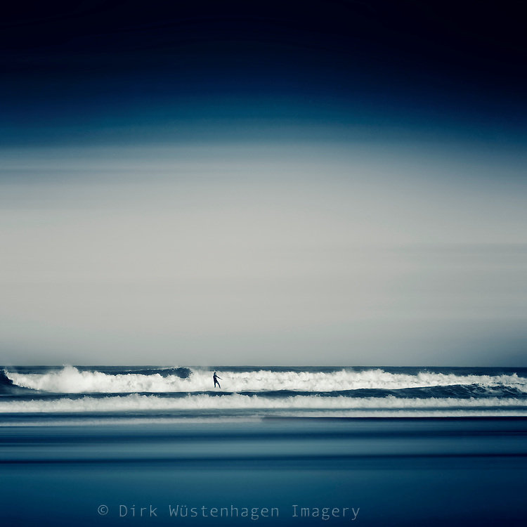 abstraction of a surfer <br /> <br /> Prints &amp; more<br /> http://society6.com/product/wave-rider-XPA_Print