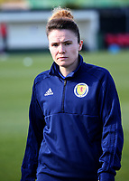 International Women's Friendly Matchs 2019 / <br /> Scotland v Iceland 1-2 ( La Manga Club - Cartagena,Spain ) - <br /> Joanne Love of Scotland
