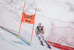 04.02.2019, Are, SWE, FIS Weltmeisterschaften Ski Alpin, Damen, Abfahrt, 1. Training, im Bild Kira Weidle (GER) // Kira Weidle of Germany during 1st Ladies Dwonhill Training of the FIS Ski Alpine World Championships 2019 in Are, Sweden on 2019/02/04. EXPA Pictures © 2019, PhotoCredit: EXPA/ Johann Groder