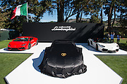 August 14-16, 2012 - Pebble Beach / Monterey Car Week. Lamborghini Aventador SV