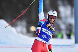 19.01.2019, Idre Fjall, Idre, SWE, FIS Weltcup Ski Cross, im Bild Alex Fiva // during the FIS Ski Cross World Cup at the Idre Fjall in Idre, Sweden on 2019/01/19. EXPA Pictures © 2019, PhotoCredit: EXPA/ Nisse Schmidt<br /> <br /> *****ATTENTION - OUT of SWE*****