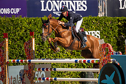 Staut Kevin, FRA, Viking d'La Rousserie<br /> FEI Jumping Nations Cup Final<br /> Barcelona 2019<br /> © Hippo Foto - Dirk Caremans<br />  03/10/2019