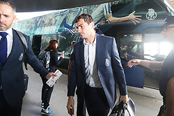 September 17, 2018 - Na - Porto, 09/17/2018 - Porto Clube Football departed this morning from Francisco Sa Carneiro Airport for Germany where tomorrow will play the first day of the group stage of the 2018  19 Champions League. Casillas  (Credit Image: © Atlantico Press via ZUMA Wire)
