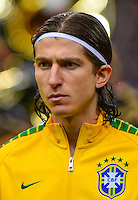 "Conmebol - Copa America CHILE 2015 / <br /> Brazil National Team - Preview Set // <br /> Filipe Luis Kasmirski "" Filipe Luis """