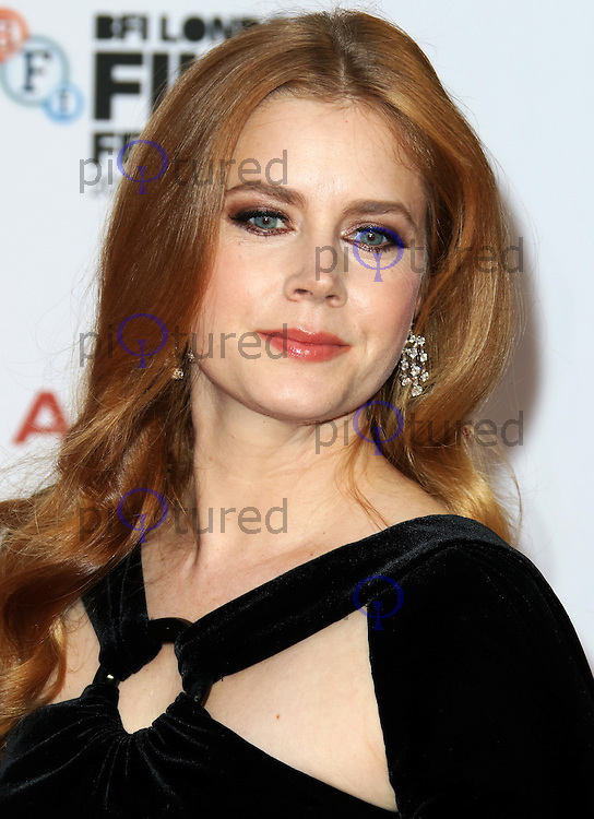 Amy Adams, BFI London Film Festival 2016: Nocturnal Animals - Headline Gala, Odeon Leicester Square, London UK, 14 October 2016, Photo by Brett D. Cove