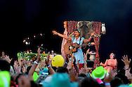 ©www.agencepeps.be/ F.Andrieu - Belgique -Ronquière - 130804 - Festival de Ronquière en présence de Giédré, Saule, Eiffel, Olivia Ruiz, Mika.<br /> Giedré