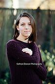 elise senior portrait