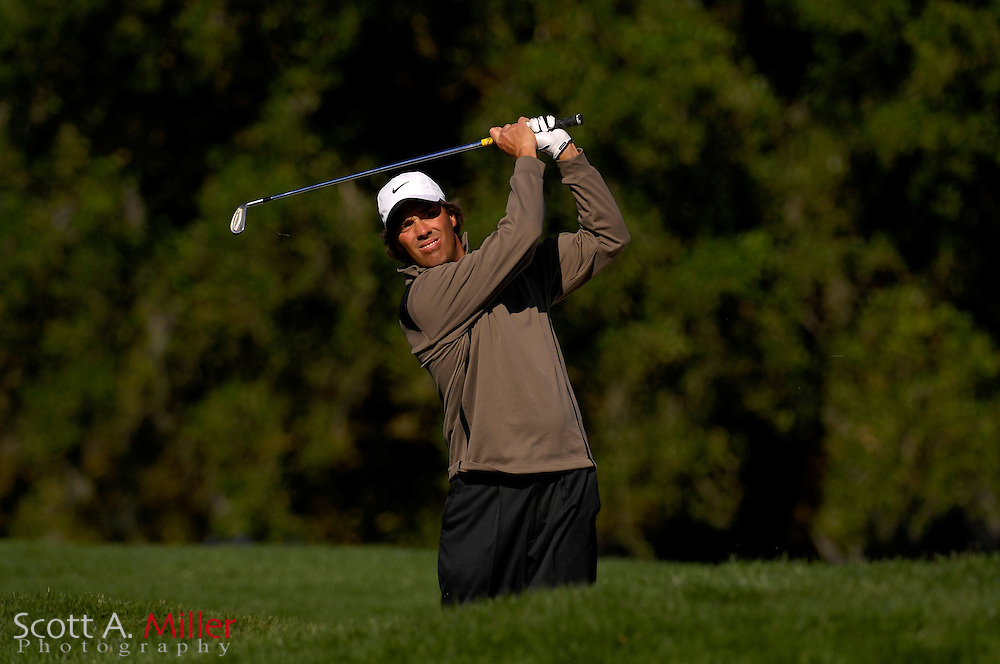 Stephen Ames in action during the Arnold Palmer Invitational at Bay Hill Club and Lodge on March 17, 2007 in Orlando, Florida...© 2007 Scott A. Miller