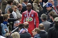 Donovan Leon - 30.05.2015 - Auxerre / Paris Saint Germain - Finale Coupe de France<br />Photo : Andre Ferreira / Icon Sport