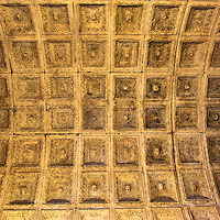 Temple of Jupiter&rsquo;s Ceiling in Split, Croatia<br />