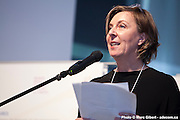 Délégués internationaux du réseau des villes créatives de l'Unesco à  Centre de Design  / Montreal / Canada / 2012-05-22, © Photo Marc Gibert / adecom.ca