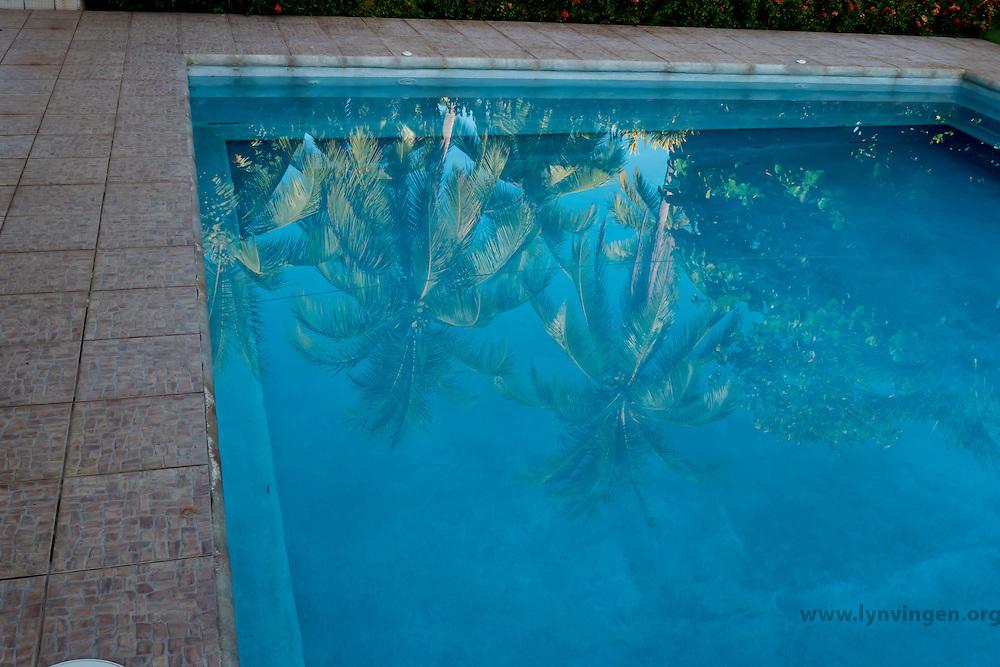 Swimming pool. Cost Rica