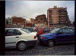 Barcelona, Spain<br /> A street scene in Barcelona<br /> &copy;Carmen Secanella