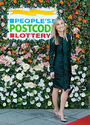 George Clooney and his wife Amal, representing the Clooney Foundation for Justice, arrive to collect an award for their charity work at the People's Postcode Lottery Charity Gala in Edinburgh <br /> <br /> Pictured: Fiona Phillips<br /> <br /> (c) Aimee Todd | Edinburgh Elite media