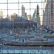 Columbus Circle from Time Warner Center