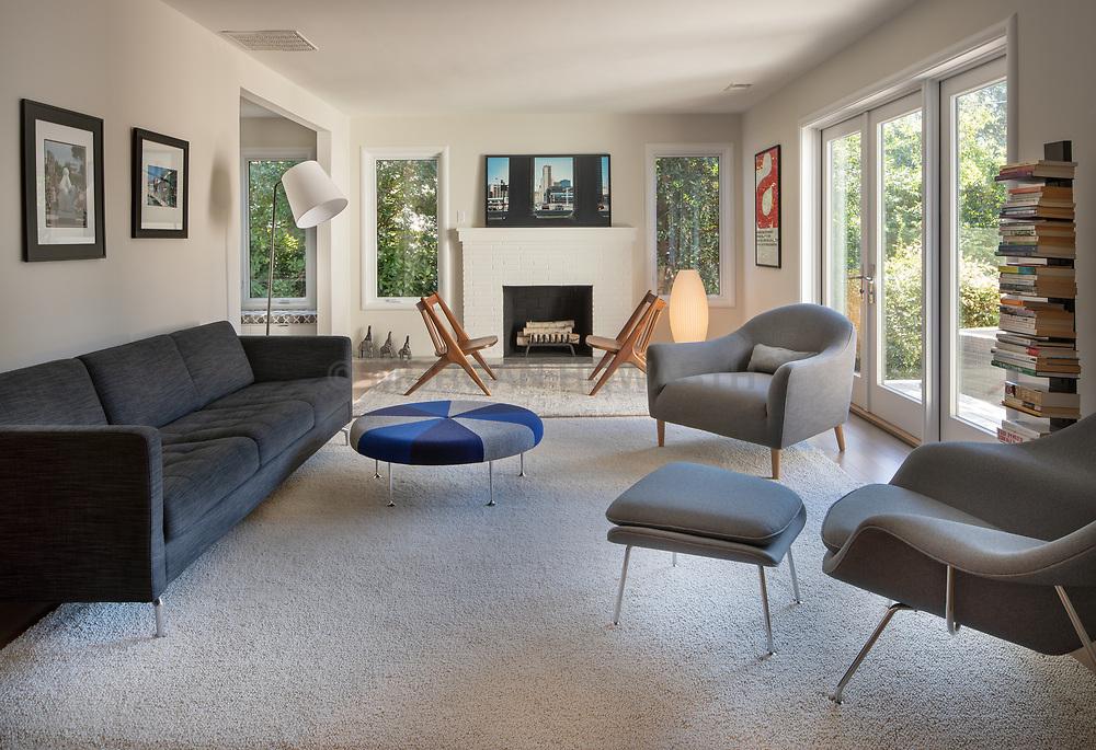 3553 Nellie Curtis Modern Home living room VA 2-174-303