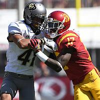 USC Football v Colorado 2016