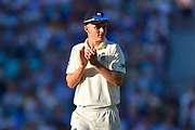 Sam Curran of England during the 5th International Test Match 2019 match between England and Australia at the Oval, London, United Kingdom on 13 September 2019.