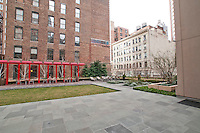 Patio at 101 West 24th Street