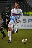 Fotball , 21. januar 2017 ,  Sander Berge midfielder of KRC Genk during the Jupiler Pro League match between KAS Eupen and KRC Genk <br /> <br /> Norway only