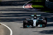 June 8-11, 2017: Canadian Grand Prix. Valtteri Bottas (FIN), Mercedes AMG Petronas Motorsport, F1 W08