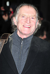 © Licensed to London News Pictures. 06/02/2012.  England. David Bradley attends the Evening Standard Film Awards at County Hall westminster London Photo credit : ALAN ROXBOROUGH/LNP