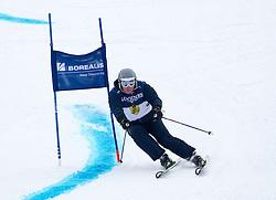 23.01.2016, Hahnenkamm, Kitzbuehel, AUT, FIS Weltcup Ski Alpin, Kitzbuehel, Charityrace, im Bild Harti Weirather // Harti Weirather during the charityrace after men's Downhill Race of Kitzbuehel FIS Ski Alpine World Cup at the Hahnenkamm in Kitzbuehel, Austria on 2016/01/23. EXPA Pictures © 2016, PhotoCredit: EXPA/ Jakob Gruber