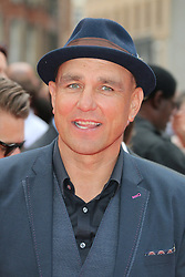 © Licensed to London News Pictures. 04/08/2014, UK.  Vinnie Jones, The Expendables 3 - World Film Premiere, Leicester Square, London UK, 04 August 2013. Photo credit : Richard Goldschmidt/Piqtured/LNP