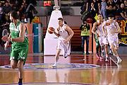 Gabriele Benetti<br /> Unicusano Roma - Mens Sana Basket 1871 Siena<br /> Campionato Basket LNP 2016/2017<br /> Roma 29/12/2016<br /> Foto Ciamillo-Castoria