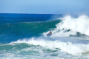 Surfing, Leeward Oahu, Hawaii