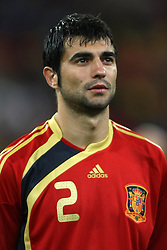 11.03.2010, Madrid, Spanien, ESP, Nationalmannschaft Spanien, Portraits im Bild Raul Albiol, Nationalspieler Spanien, Bild aufgenommen am 28.03.2009, EXPA Pictures © 2010, PhotoCredit: EXPA/ Alterphotos/ Alvaro Hernandez / for Slovenia SPORTIDA PHOTO AGENCY.