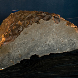 Quinn Canyon Meteorite for VIA Magazine (101509)
