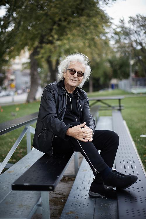 Luc Plamondon, Montréal pour PARIS MATCH