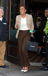 October 17, 2017 - New York, New York, United States - Robin Roberts attends the 'Through Her Lens: The Tribeca Chanel Women's Filmmaker Program Luncheon' at Locanda Verde on October 17, 2017 in New York City  (Credit Image: © Philip Vaughan/Ace Pictures via ZUMA Press)