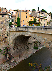 Linking the lower town with the medieval hill village, this sturdy stone bridge was constructed by the Romans in the latter part of the 1st century AD and remains in use today.