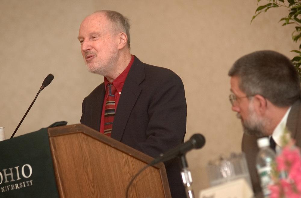 16952Baker Peace Conference : Panel 1 ?9/11and Iraq: What Went Worng?:Graham Fuller/Michael Scheuer/Reuel Gerecht..Graham Fuller