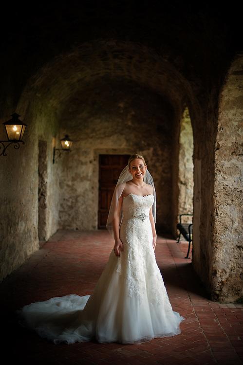 20120311Saturday165006.Shelley Myers and Charles Watson wedding Saturday, March 10, 2012 in San Antonio..Mission Concepcion, Westin Riverwalk.Saturday3/10/12.Photo © Bahram Mark Sobhani