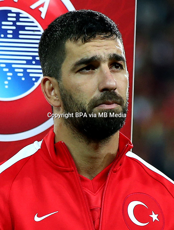 Uefa Euro FRANCE 2016 - <br /> Turkey National Team - <br /> Arda Turan