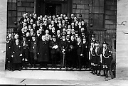 12/07/1967<br /> 07/12/1967<br /> 12 July 1967<br /> Copy of prints for the Catholic Boy Scouts of Ireland, 19 Herbert Place.