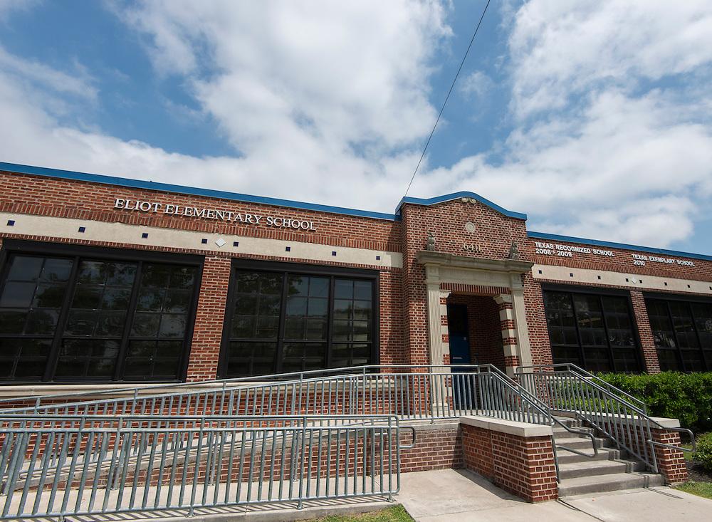 Eliot Elementary School, April 17, 2014.