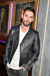 JEAN-BERNARD FERNANDEZ-VERSINI at the launch of MNKY HSE Restaurant, 10 Dover Street, London on 19th October 2016.