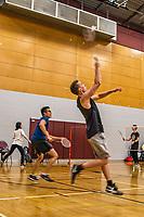 Badminton Competitions @ Jefferson Community Center