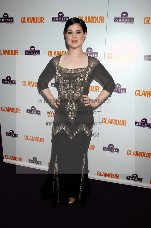 KELLY OSBOURNE at the 2008 Glamour Women of the Year Awards 2008 held in the Berkeley Square Gardens, London on 3rd June 2008.<br />