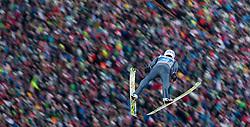 03.01.2016, Bergisel Schanze, Innsbruck, AUT, FIS Weltcup Ski Sprung, Vierschanzentournee, Bewerb, im Bild Killian Peier (SUI) // Killian Peier of Switzerland during his Competition Jump of Four Hills Tournament of FIS Ski Jumping World Cup at the Bergisel Schanze, Innsbruck, Austria on 2016/01/03. EXPA Pictures © 2016, PhotoCredit: EXPA/ Jakob Gruber